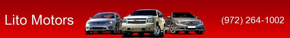 Lito Motors. (972) 264-1002