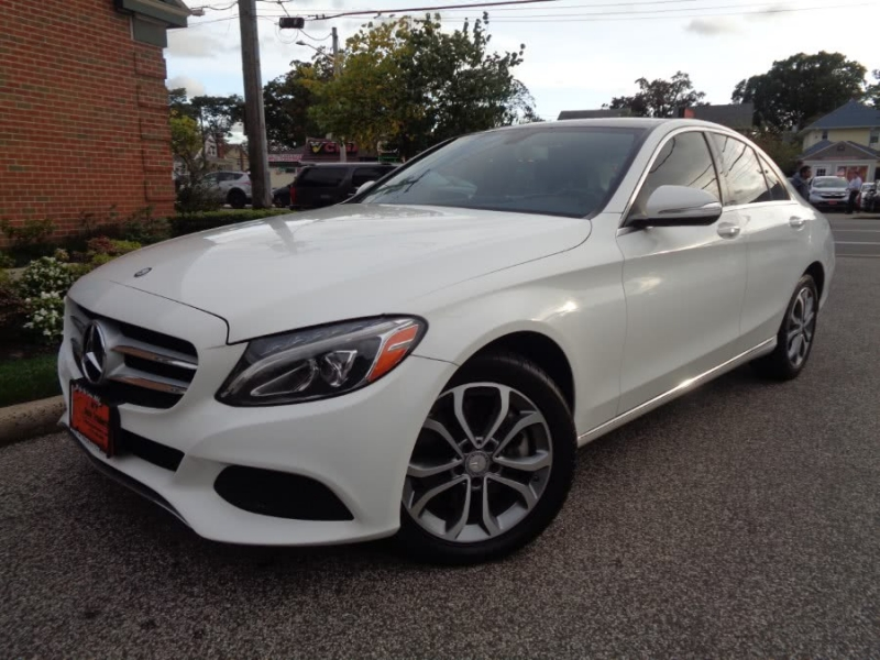C300 Mercedes 2015 Price >> 2015 Mercedes Benz C Class 4dr Sdn C300 Sport 4matic