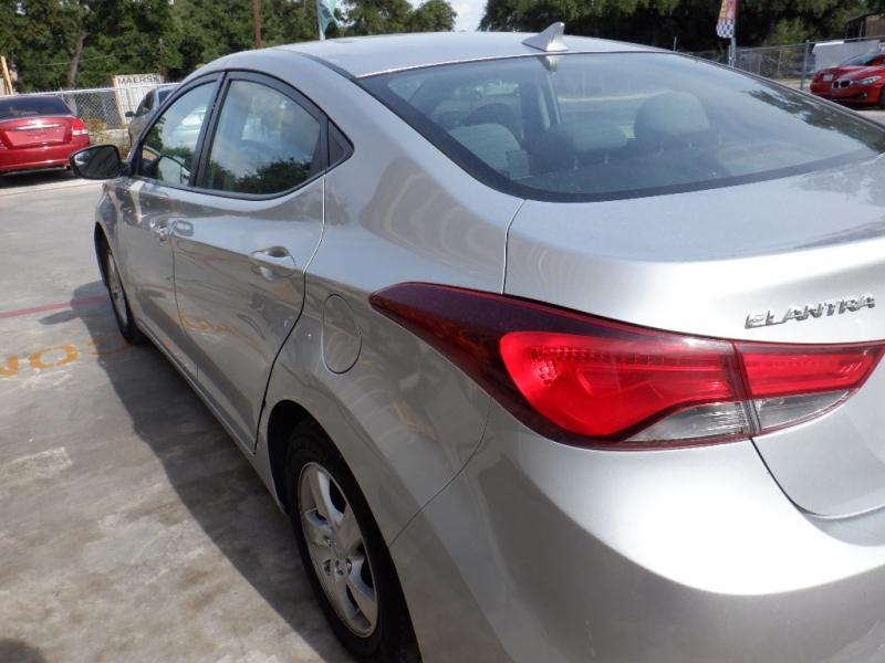 Hyundai Elantra 2014 price $4,500
