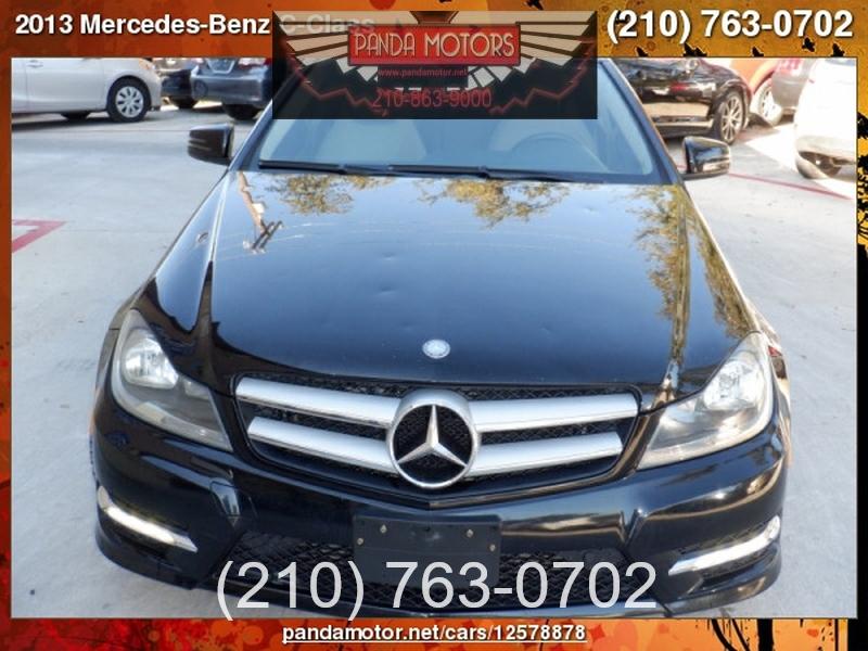 Mercedes-Benz C-Class 2013 price $8,500
