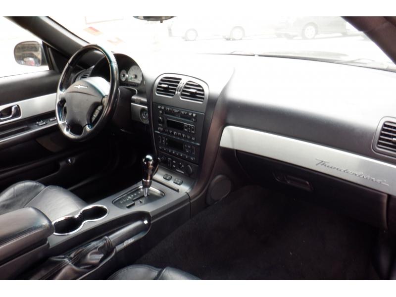 Ford Thunderbird 2003 price $9,500