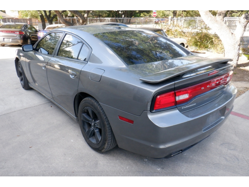 Dodge Charger 2012 price $6,400