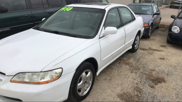 1998 Honda Accord Sdn