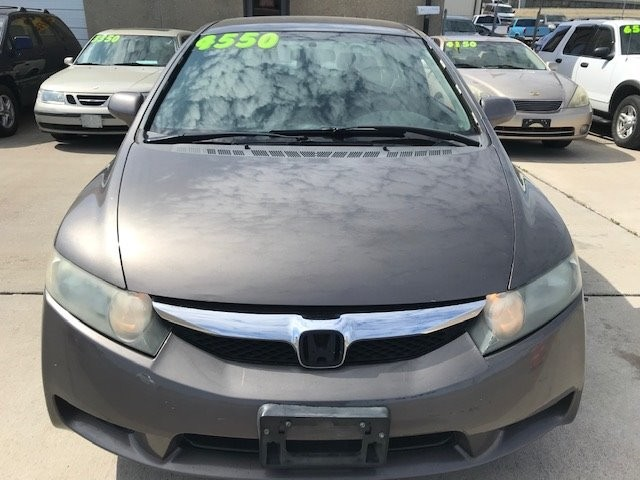 Honda Civic Sdn 2010 price $4,550