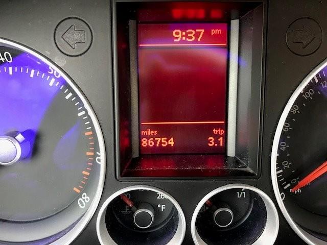 Volkswagen GTI 2009 price $6,950