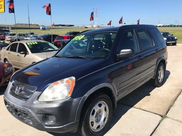 Honda CR-V 2005 price $4,450