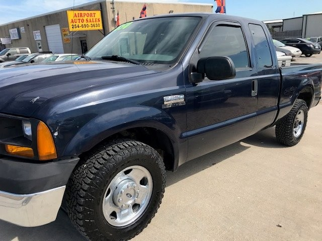 Ford Super Duty F-250 2005 price $4,550