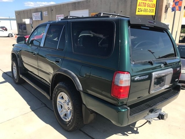 Toyota 4Runner 1999 price $3,550