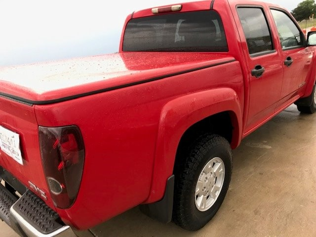 GMC Canyon 2004 price $6,350