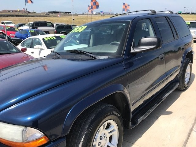 Dodge Durango 2003 price $3,950