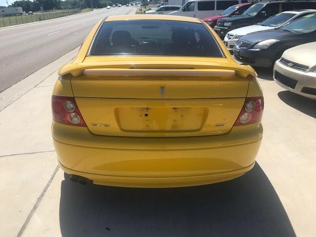 Pontiac GTO 2004 price $8,550