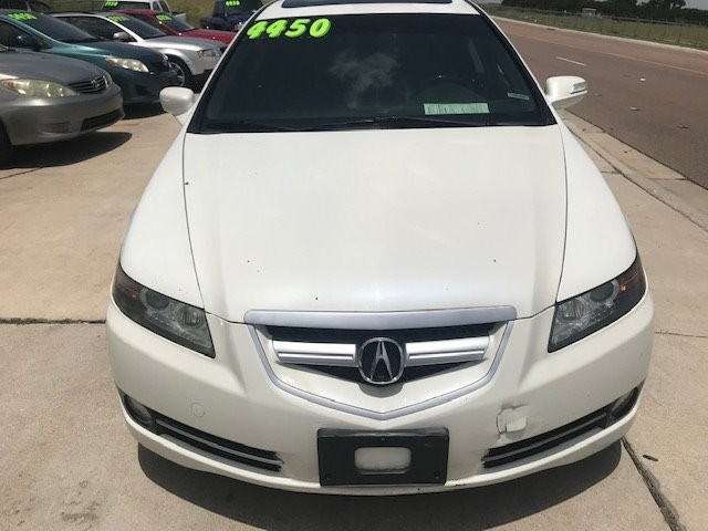 Acura TL 2007 price $4,450