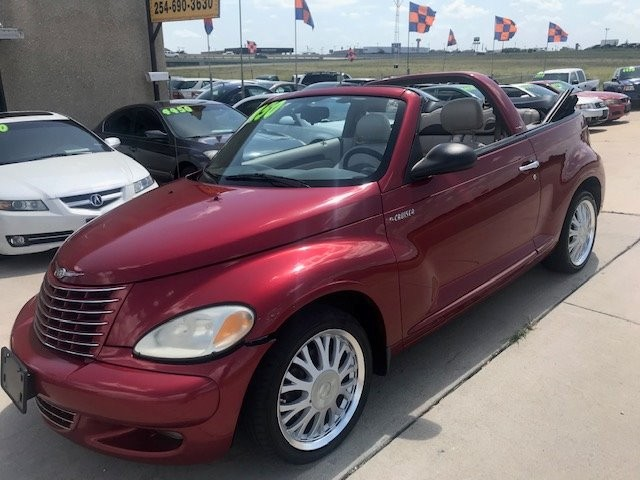 Chrysler PT Cruiser 2005 price $3,450