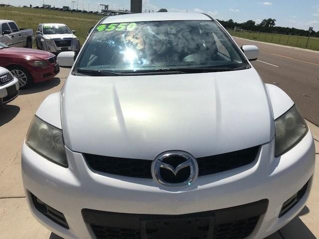Mazda CX-7 2008 price $4,550