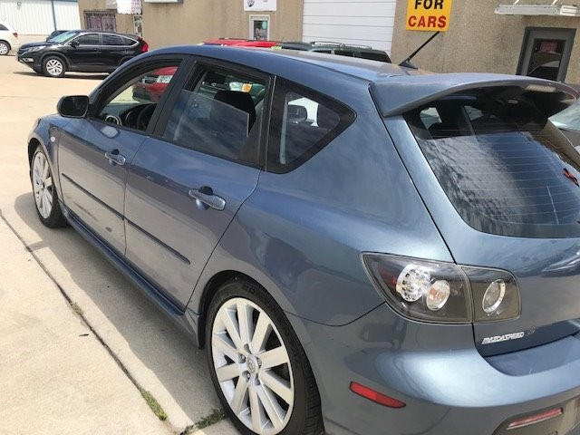 Mazda Mazda3 speed 2007 price $4,950