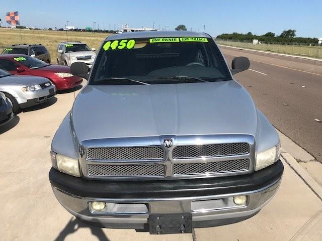 Dodge Ram 1500 2001 price $4,450