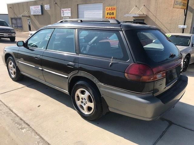 Subaru Legacy Wagon 1997 price $2,650