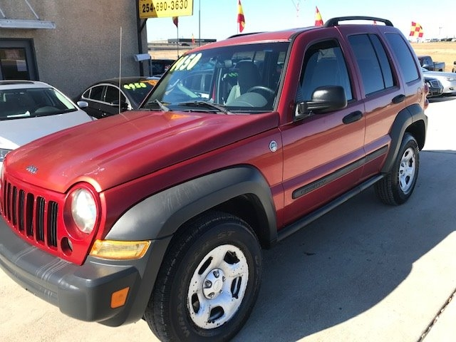 Jeep Liberty 2006 price $4,450