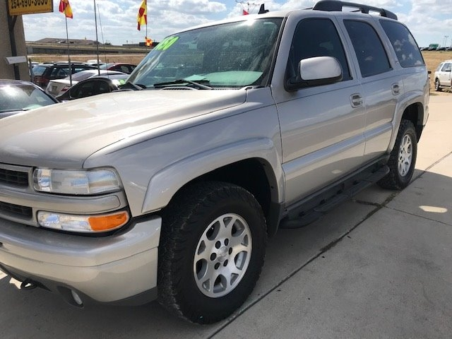 Chevrolet Tahoe 2006 price $6,450