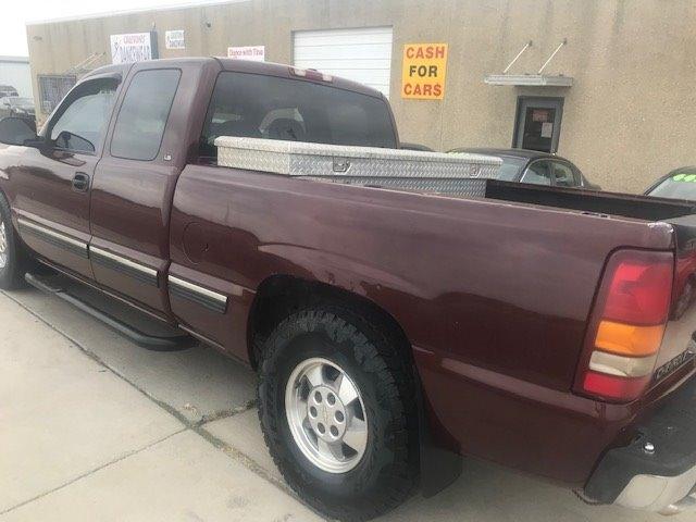 Chevrolet Silverado 1500 2000 price $4,450