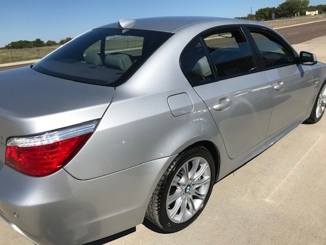 BMW 5-Series 2010 price $7,950