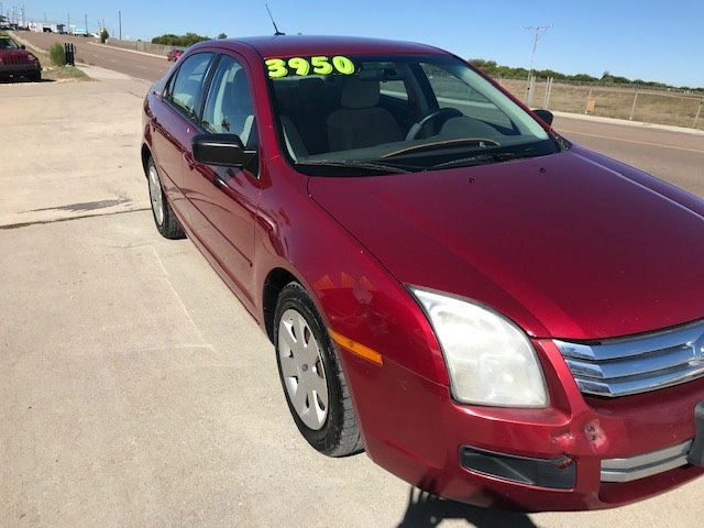Ford Fusion 2009 price $3,950