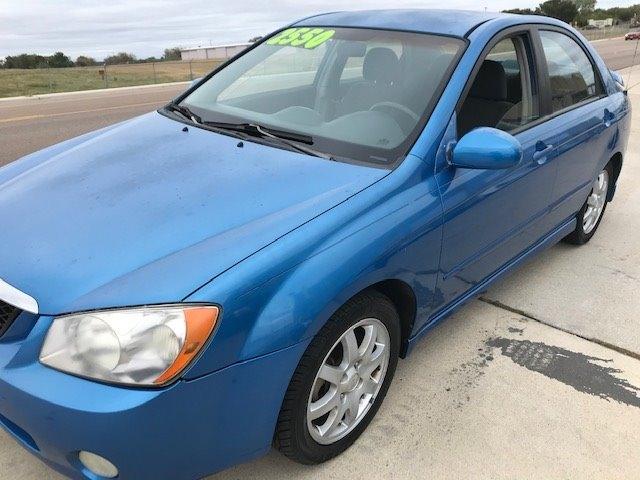 Kia Spectra 2006 price $2,550