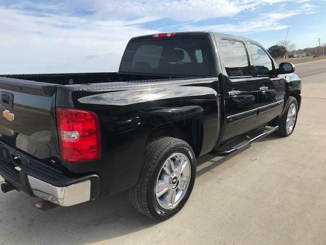 Chevrolet Silverado 1500 2012 price $11,450