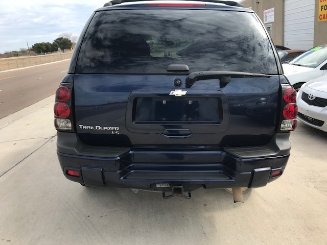 Chevrolet TrailBlazer 2007 price $4,450