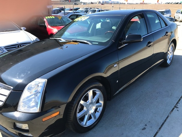 Cadillac STS 2007 price $4,550