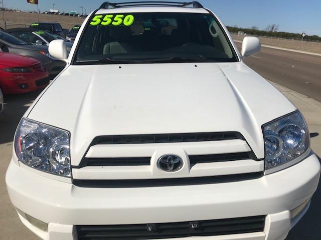 Toyota 4Runner 2005 price $5,550