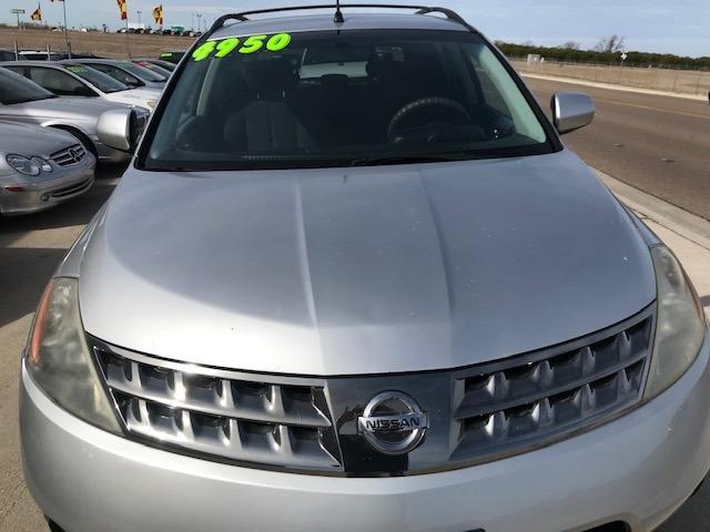 Nissan Murano 2007 price $4,950