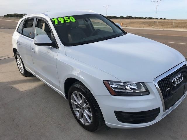 Audi Q5 2012 price $7,950
