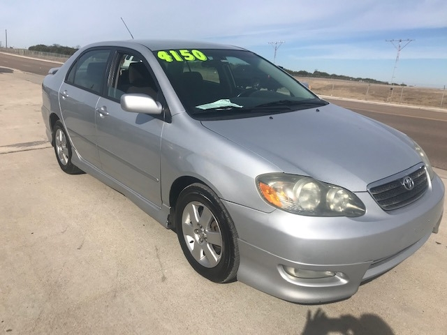 Toyota Corolla 2007 price $4,150