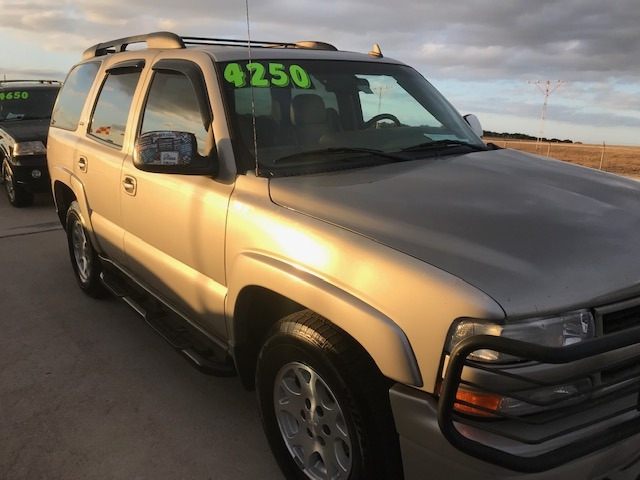 Chevrolet Tahoe 2006 price $4,250