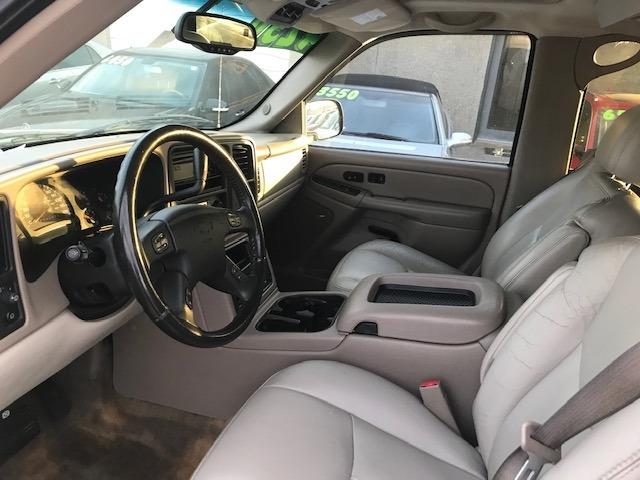 Chevrolet Tahoe 2006 price $4,250