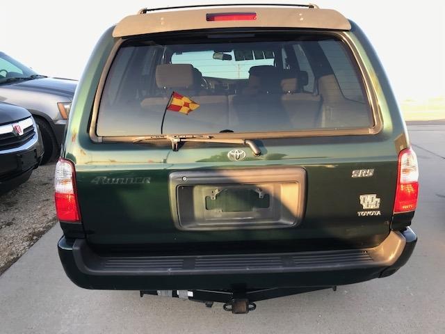 Toyota 4Runner 2001 price $3,950