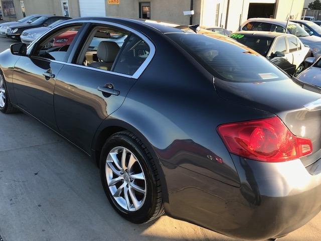 Infiniti G37 Sedan 2009 price $4,950