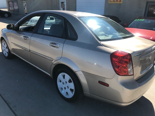 Suzuki Forenza 2008 price $3,550