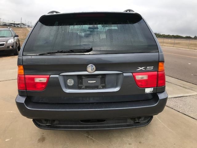 BMW X5 2003 price $4,450