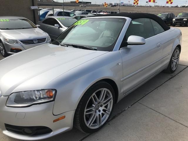Audi A4 2009 price $4,550