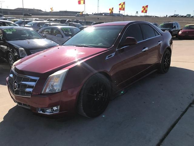 Cadillac CTS Sedan 2011 price $7,450