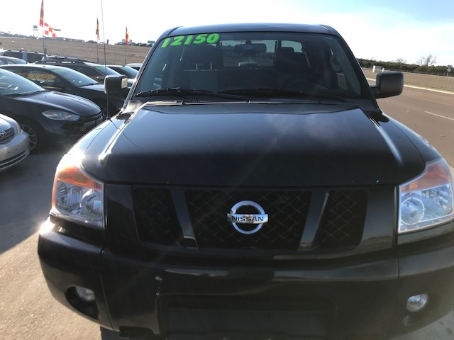 Nissan Titan 2012 price $12,150
