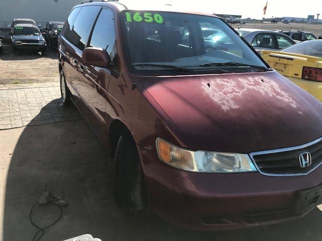 Honda Odyssey 2002 price $1,650