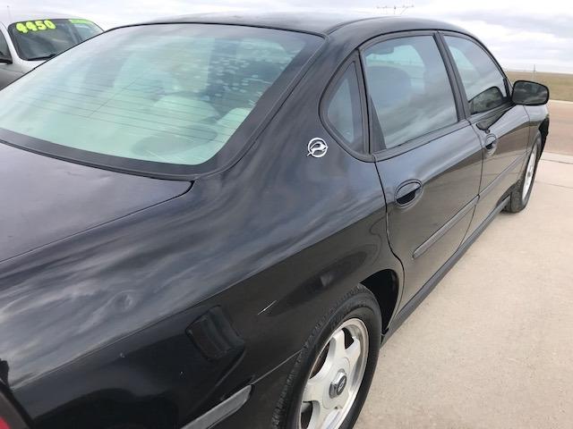 Chevrolet Impala 2005 price $3,150