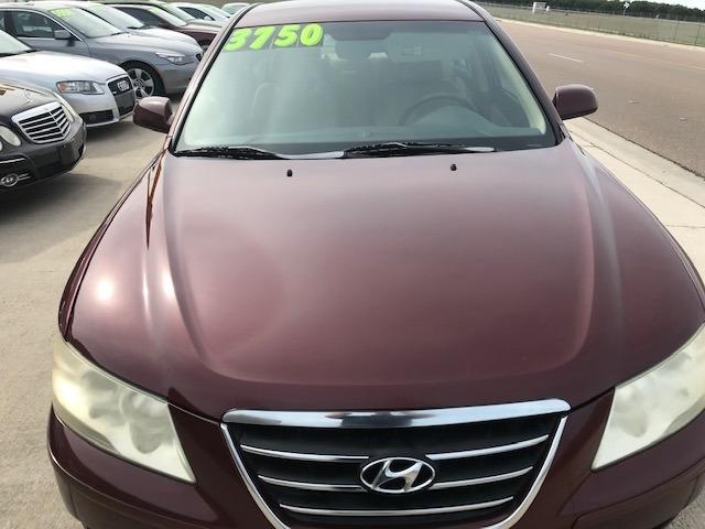 Hyundai Sonata 2009 price $3,750