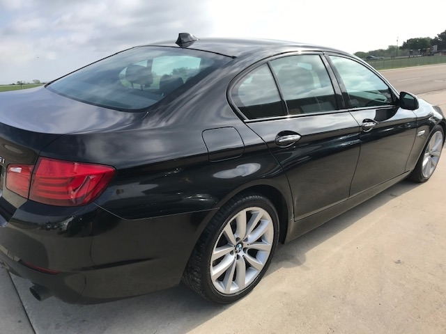 BMW 5-Series 2012 price $7,950