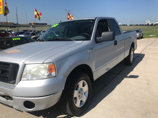 Ford F-150 2007 price $5,450
