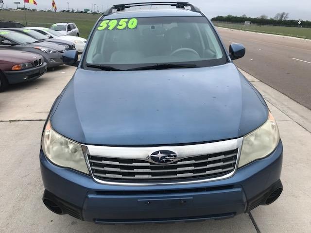 Subaru Forester 2.5X Premium 2010 price $5,950