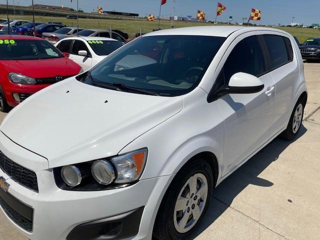 Chevrolet Sonic 2016 price $5,950